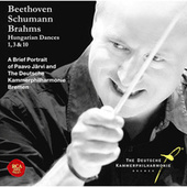Brahms: Hungarian Dances 1, 3, 10-The Portrait of Paavo Jarvi and The Deutsche Kammerphilharmonie by Paavo Jarvi