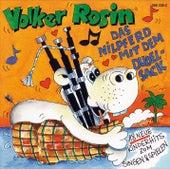 Das Nilpferd mit dem Dudelsack von Volker Rosin
