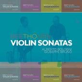 Beethoven: Violin Sonatas von Alberto Bologni (1)