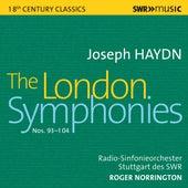 Haydn: The London Symphonies (Live) by Stuttgart Radio Symphony Orchestra