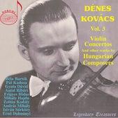 Dénes Kovács, Vol. 3: Hungarian Composers de Dénes Kovács
