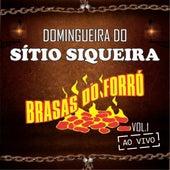 Domingueira do Sítio Siqueira, Vol. 1 (Ao Vivo) von Brasas do Forró