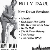 New Dawn Sessions de Billy Paul