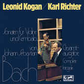 Violin Sonata in C Minor, BWV 1017/I. Siciliano. Largo (Remastered 2021) by Leonid Kogan