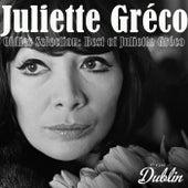 Oldies Selection: Best of Juliette Gréco de Juliette Gréco