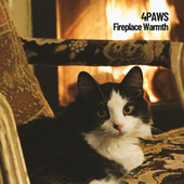 4Paws: Fireplace Warmth by Cat Music