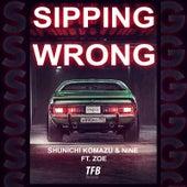 Sipping Wrong de Shunichi Komazu