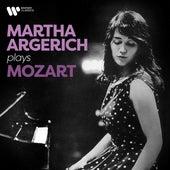 Martha Argerich Plays Mozart by Martha Argerich