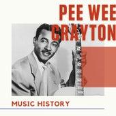 Pee Wee Crayton - Music History by Pee Wee Crayton