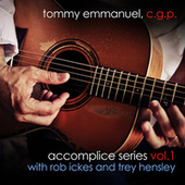 Accomplice Series, Vol. 1 (with Rob Ickes and Trey Hensley) fra Tommy Emmanuel