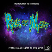 Rick And Morty Main Theme (From