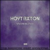 Snowblind (Live) de Hoyt Axton