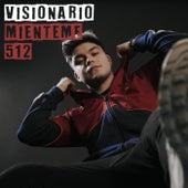 Visionario Mienteme 512 (Remix) by Dani Cejas