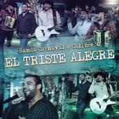 El Triste Alegre (En Vivo) de Banda Carnaval