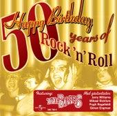 Happy Birthday - 50 years of Rock 'n' Roll de Various Artists