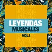 Leyendas Musicales Vol.1 - Rock de Various Artists