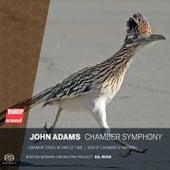 John Adams: Chamber Symphony by Boston Modern Orchestra Project
