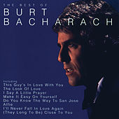 The Best Of Burt Bacharach de Burt Bacharach