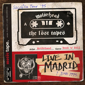 The Löst Tapes Vol. 1 (Live in Madrid 1995) by Motörhead