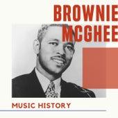 Brownie McGhee - Music History de Brownie McGhee