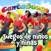 Juegos de Niños y Niñas - Colección Oficial de Cantajuego (Grupo Encanto)