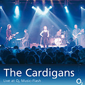 The Cardigans - Live at O2 Music-Flash von The Cardigans