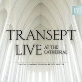 Live at the Cathedral by Transept