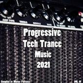 Progressive Tech House Music 2021, Vol. 01 de Various Artists