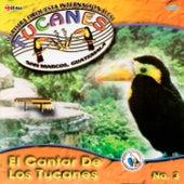 El Cantar de los Tucanes No. 3. Música de Guatemala para los Latinos de Marimba Orquesta Internacionales Tucanes de Guatemala