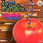 Sigue la Gozadera en el 2002. Música de Guatemala para los Latinos von Marimba Orquesta La Gran Manzana