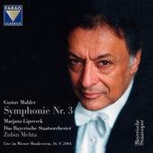 Mahler: Symphonie Nr. 3 von Zubin Mehta