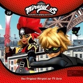 Folge 20: Zombizou / Captain Hardrock (Das Original-Hörspiel zur TV-Serie) von Miraculous
