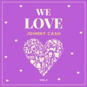 We Love Johnny Cash, Vol. 2 de Johnny Cash