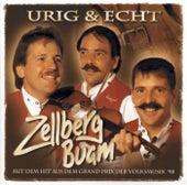 Urig & echt von Zellberg Buam