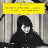 Chopin: Piano Sonata No. 3 in B Minor, Op. 58 & Scherzos, Baracolle, Mazurkas, Polonaises von Martha Argerich