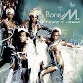 The Best 12inch Versions fra Boney M.