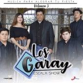 Vol. 3 Música Para Alegrar Tu Fiesta de Los Garay Escala Show