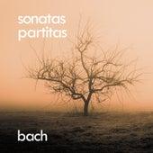 Bach: Violin Sonatas & Partitas von Johann Sebastian Bach