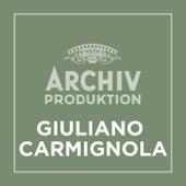 Archiv Produktion - Giuliano Carmignola de Giuliano Carmignola