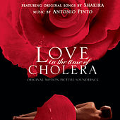 Love in the Time Of Cholera EP de Shakira