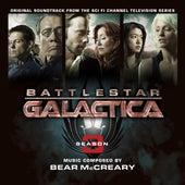 Battlestar Galactica: Season 3 (Original Soundtrack) [Remastered] by Bear McCreary
