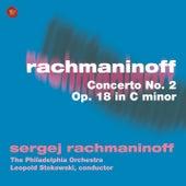 Rachmaninoff: Concerto No. 2, Op. 18 in C minor di Sergei Rachmaninoff
