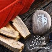Reiki Holístico Tratamiento - Musica Relajante, Bienestar Curativo, Zen Yoga, Terapia de Serenidad, Meditación, Tai Chi y Armonia de Musicoterapia Naturale