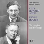 Two Forgotten English Pianists by Evlyn Howard-Jones