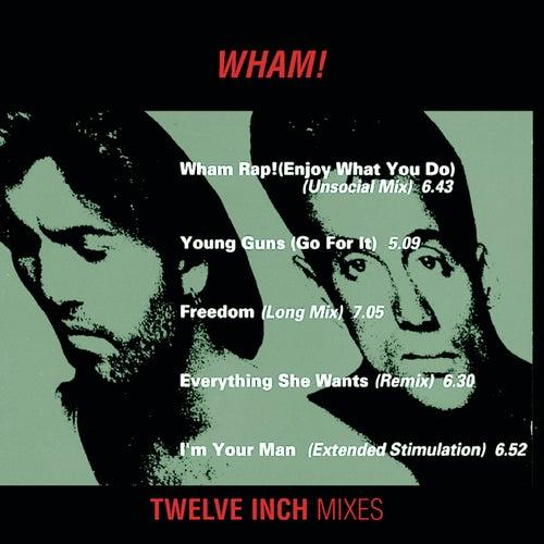 Wham 12' Mixes de Wham!