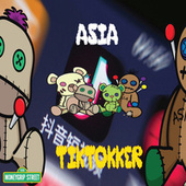 TikTokker de Asia