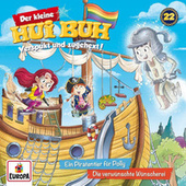 022/Ein Piratentier für Polly/Die verwünschte Wünscherei von Der kleine Hui Buh