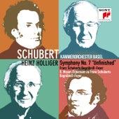 Deutsche Tänze, Op. posth. D. 820 (Arr. for Orchestra by Anton Webern) von Kammerorchester Basel