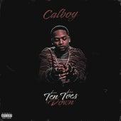 Ten Toes Down von Calboy