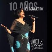 10 Años el Concierto de Ivette Cepeda
